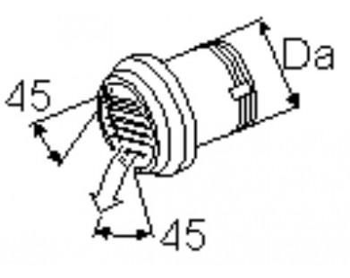 Дефлектор Webasto (107836)