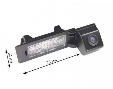 Камера заднего вида Pleervox PLV-CAM-AU04 для Audi A6 от 11 г.в.