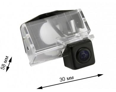 Камера заднего вида Pleervox PLV-AVG-TYC12 для Toyota Corolla E12 01-06 г.в.