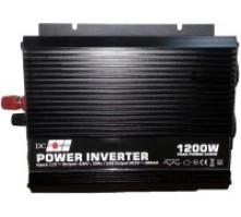Преобразователь напряжения DC Power DS  с 12В на 220В (1200Вт)
