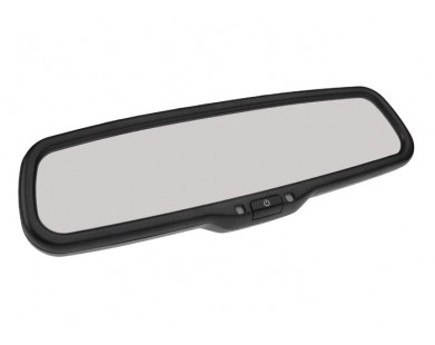 "Зеркало с монитором 4,3"" Redpower M43 LED с креплением №2"