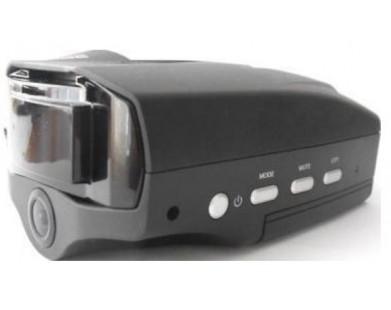 Радар-детектор с видеорегистратором Cobra VRD 3000CT