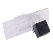 Камера заднего вида с динамической разметкой Pleervox для Fiat Viaggio