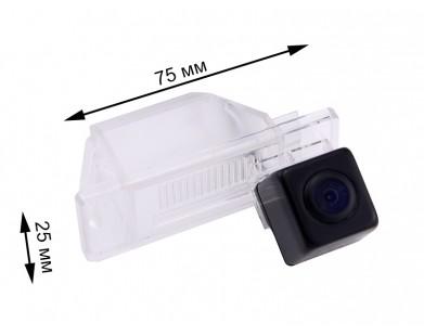 Камера заднего вида с динамической разметкой Pleervox для Nissan Qashqai, Patrol от 2010 г.в., X-trail, Juke, Note