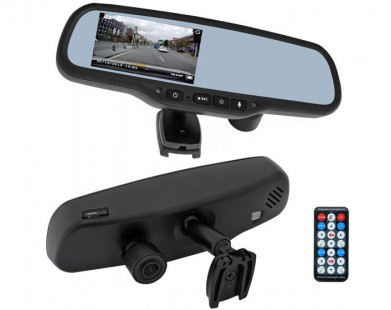 Зеркало-видеорегистратор Incar VDR-HO-07 Full HD