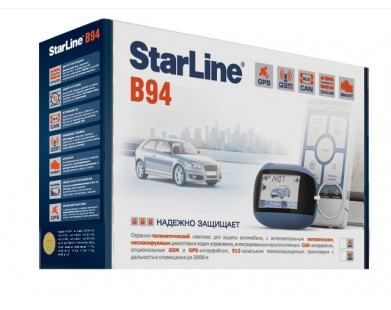 StarLine B94 2CAN+LIN SLAVE