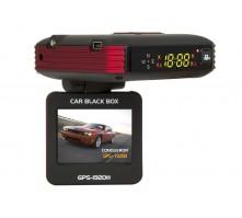 Видеорегистратор с радар-детектором Conqueror Car Black BOX GPS-1920H