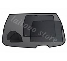 Шторки для Peugeot (задняя полусфера)
