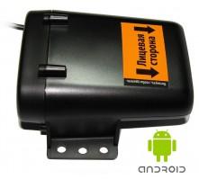 Радар-детектор Cobra iRadar S155 RU Android