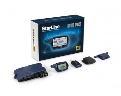 Автосигнализация StarLine A91 Dialog с автозапуском