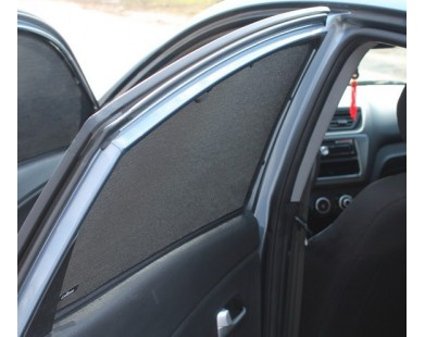 Задние боковые шторки для Skoda