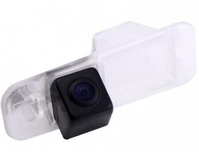 Камера заднего вида с динамической разметкой Pleervox для Kia Rio от 2005 г.в
