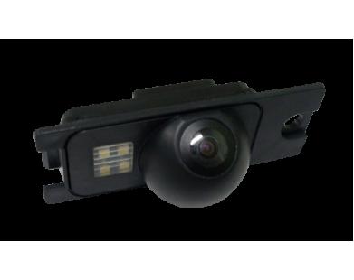 Камера заднего вида для Volvo (Pleervox)