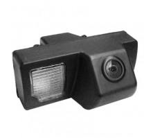 Камера заднего вида SWAT VDC-028 для Toyota LC Prado 120 (запаска под днищем)