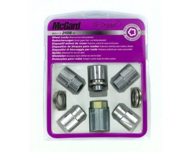 Комплект секретных гаек McGard 21556 SU M12х1,5 (5 гаек, ключ 21 мм)