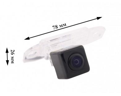 Камера заднего вида с динамической разметкой Pleervox для ВСЕХ Volvo с 2010 года кроме C30