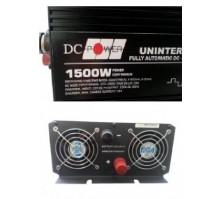 Преобразователь напряжения DC Power DS - UPS с 12В на 220В (1500Вт)