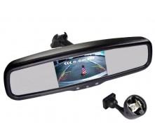Зеркало Pleervox PLV-MIR-50STCBL с монитором для Volkswagen (экран 5 дюймов, Bluetooth)
