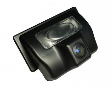Камера заднего вида Pleervox PLV-CAM-NIS02 для Nissan Note