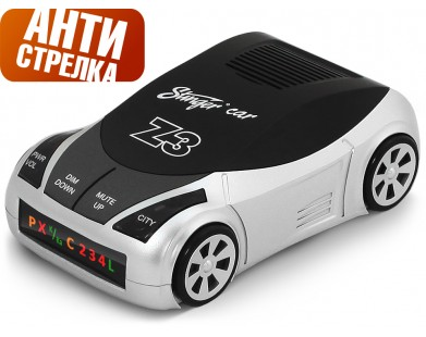 Радар-детектор Stinger Car Z3