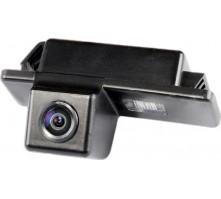 Камера заднего вида MyDean VCM-307C для Peugeot 407 04-11 г.в.