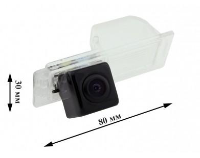 Камера заднего вида Pleervox PLV-CAM-CHY02 для Chevrolet Cruze