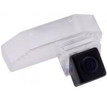 Камера заднего вида с динамической разметкой Pleervox для Mazda 6 с 2008 по 2011 г.в.