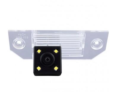 Камера заднего вида для Ford Focus Sedan (Silver Star)