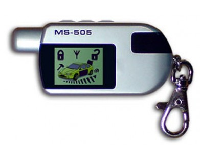 MS 505 Байкал