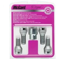 Комплект секретных болтов McGard 27216 SU M12x1,25 (4 болта, ключ 17 мм)