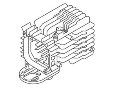 Теплообменник АТ2000ST Webasto (1302805A)