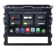 Штатная магнитола Incar AHR-2288 на базе Android для Toyota Land Cruiser 200 от 16 г.в