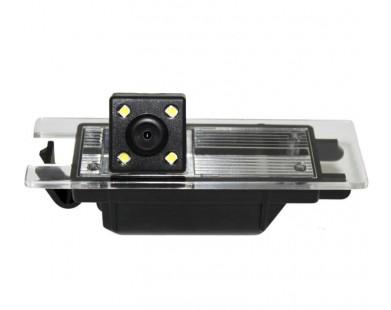 Камера заднего вида для Opel Astra (Silver Star)