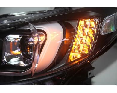 Передние фары U style для Mazda 6 2013+