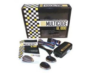 Иммобилайзер Multicode GL 1000 RDD