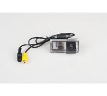 Камера заднего вида Motevo MA-04 для Toyota Land Cruiser 100, Prado 120 (без запаски на задней двери)