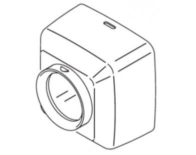 Крышка корпуса AT3500/5000 Webasto (98650B)