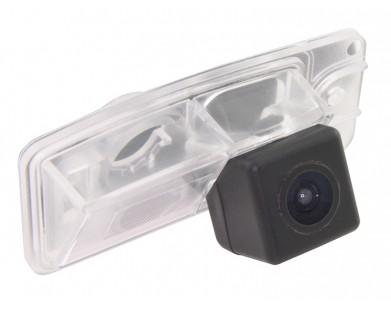 Камера заднего вида PLV-CAM-NIS04 для Nissan Qashqai II (2014-), X-TRAIL III, Murano Z51