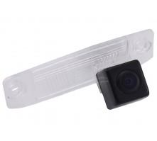 Камера заднего вида с динамической разметкой Pleervox для Kia Sorento от 2009 г.в., Mоhave, Ceed до 2011 г.в., Carence, Opirus, Sportage от 2010 г.в