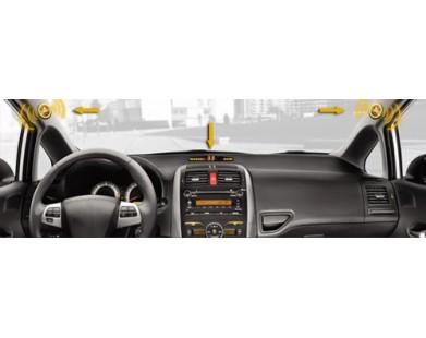 Система контроля слепых зон ParkMaster Plus BS-4661 Black