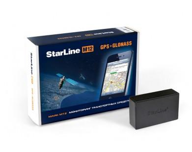 GPS маяк StarLine М12 ГЛОНАСС/GPS