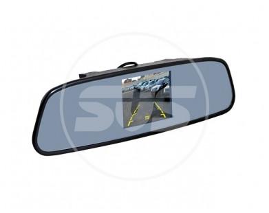 Универсальное зеркало заднего вида Silver Star 038.0028.000