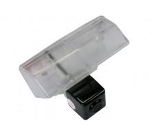 Камера заднего вида с динамической разметкой Pleervox для Scion TC с 2004 года выпуска