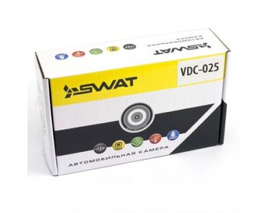 Камера заднего вида SWAT VDC-025 для Peugeot 4007 (07-12 г.в.)