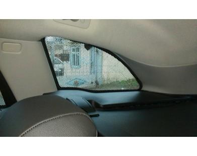 Шторки на задние форточки Dacia