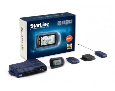 StarLine A92 Dialog CAN FLEX