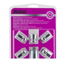 Комплект секретных гаек McGard 25002 SU M12х1,5 (5 гаек, ключ 19 мм)
