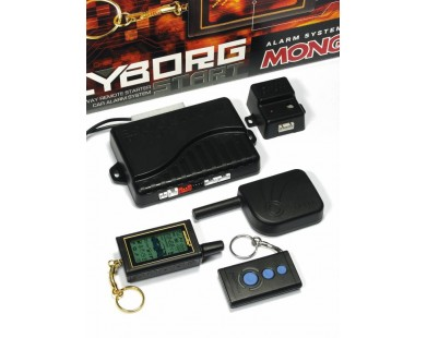 Mongoose Cyborg Start