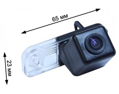 Камера заднего вида Pleervox PLV-CAM-MB09 для Mercedes СLS-class (C219)
