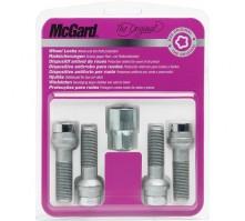 Комплект секретных болтов McGard 28018 SU M14х1,5 (4 болта 46,7 мм, ключ 17 мм)